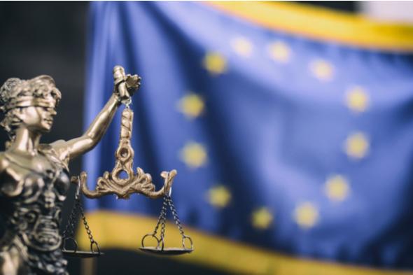 Lady justice EU-1