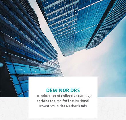 deminor-collective-damage-actions-regime-for-institutional-investors-in-the-Netherlands