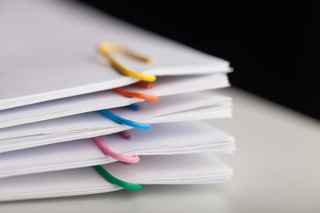 papers litigation